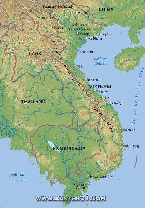 Tonkin vietnam